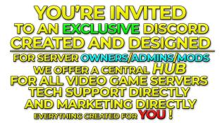 7d2d Admins Discord Unofficial Servers Community 7 Days To Die